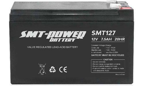 BATTERY-SMT127